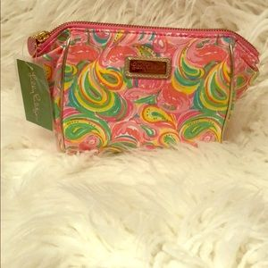NWT Lilly Pulitzer Cosmetic Bag